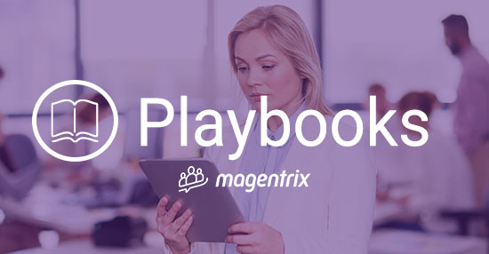 Playbooks to enable channel sales