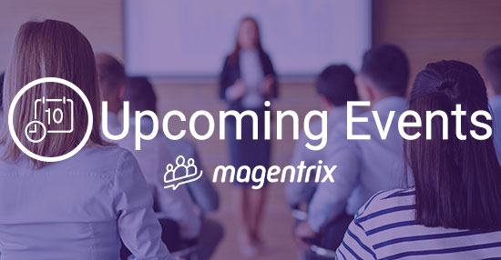 PRM Upcoming Events, Customer Success Upcoming Events