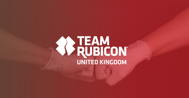 Team Rubicon UK cover photo
