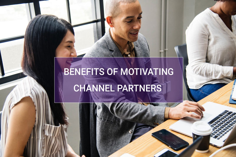 Benefits of motivating channel partners
