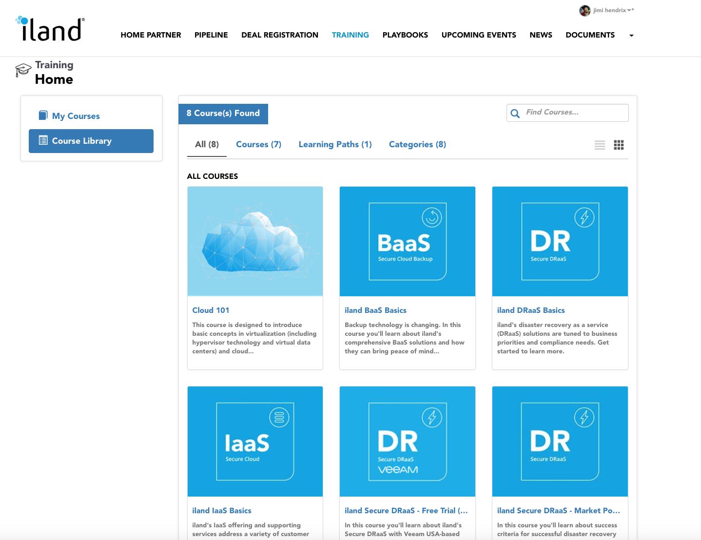 iland Cloud's Magentrix Partner Portal for Salesforce