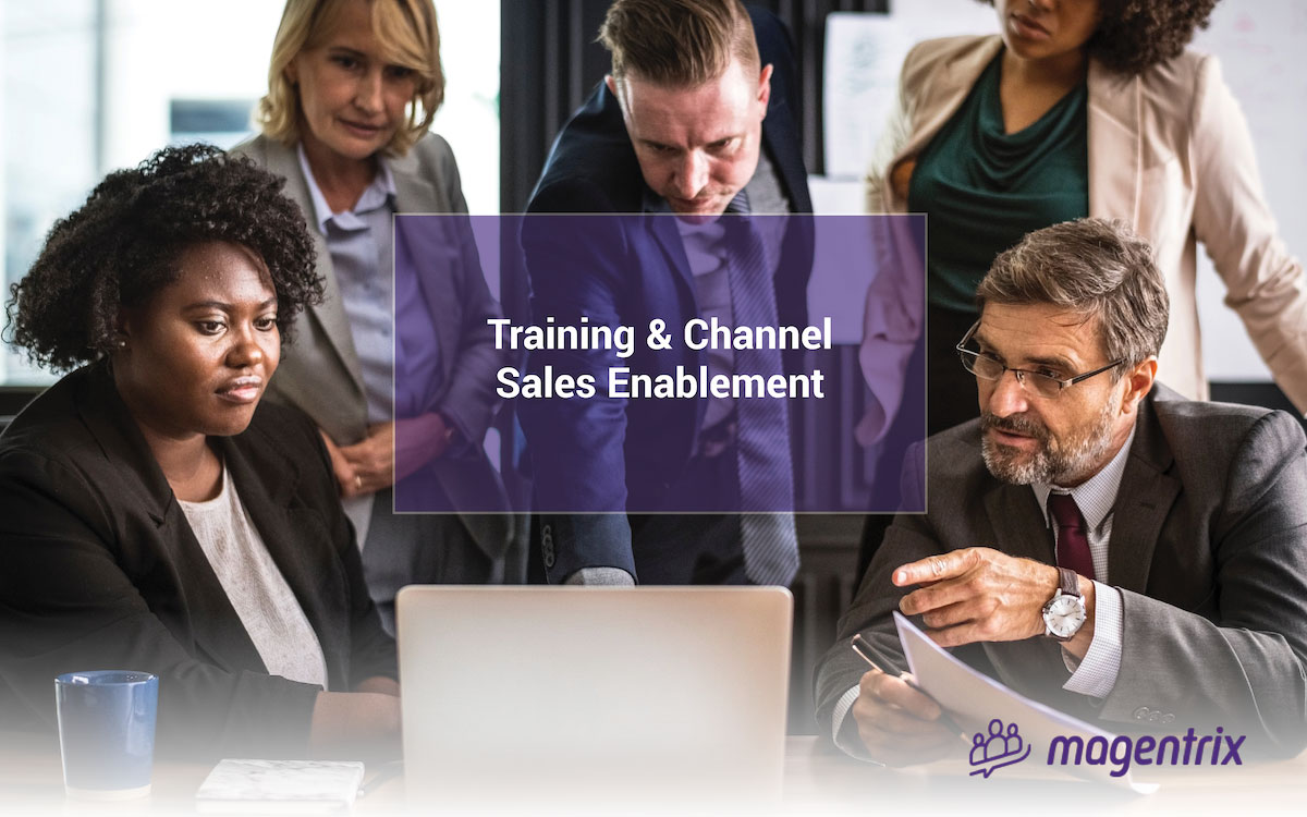 Training and Sales Enablement