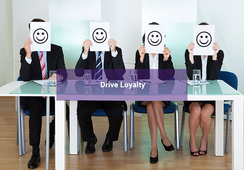 Channel Partners who drive loyalty close more deals