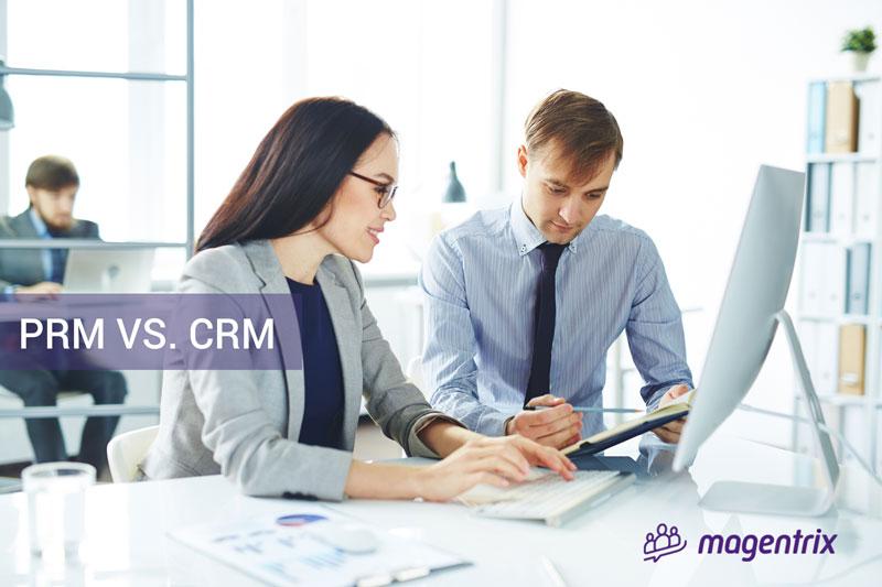 PRM vs. CRM