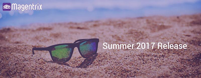 Magentrix Summer 2017 Release