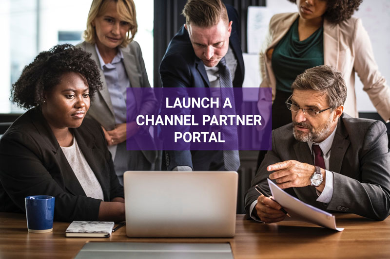 Launch a partner portal