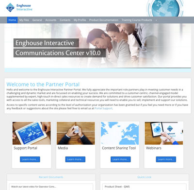 Enghouse Interactive Partner Community