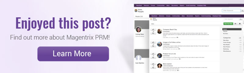 Learn More about Magentix PRM!